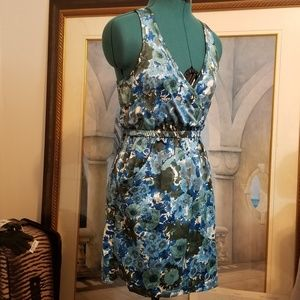 Delia's racerback dress with pockets size Small
